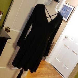 Ashley Graham black dress - 10
